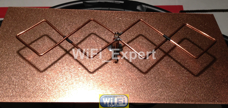 Wifi антенна 5 ггц своими руками