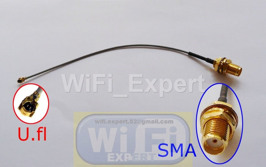 2-8inch 1.13 U.FL MCX Male Right Angle IPX Pigtail Cable WIFI Wireless USA