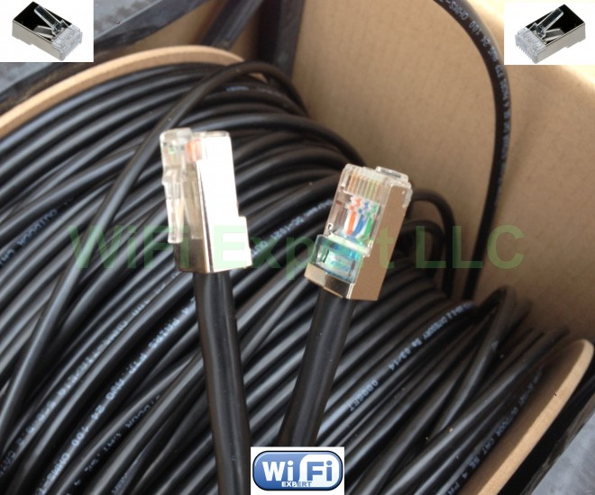 Outdoor cat5e shielded poe kit for wifi wifi and rf expert 4 x ufl cables sciox Image collections